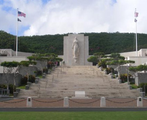 National Memorial Cemetary of the Pacific